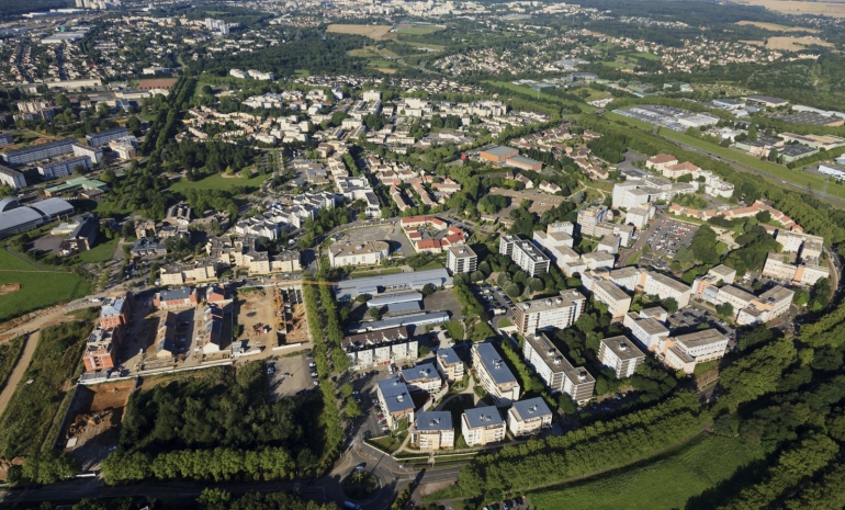 Vue aerienne trappes mcolin 1