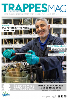 Couverture trappes mag mars avril 2020